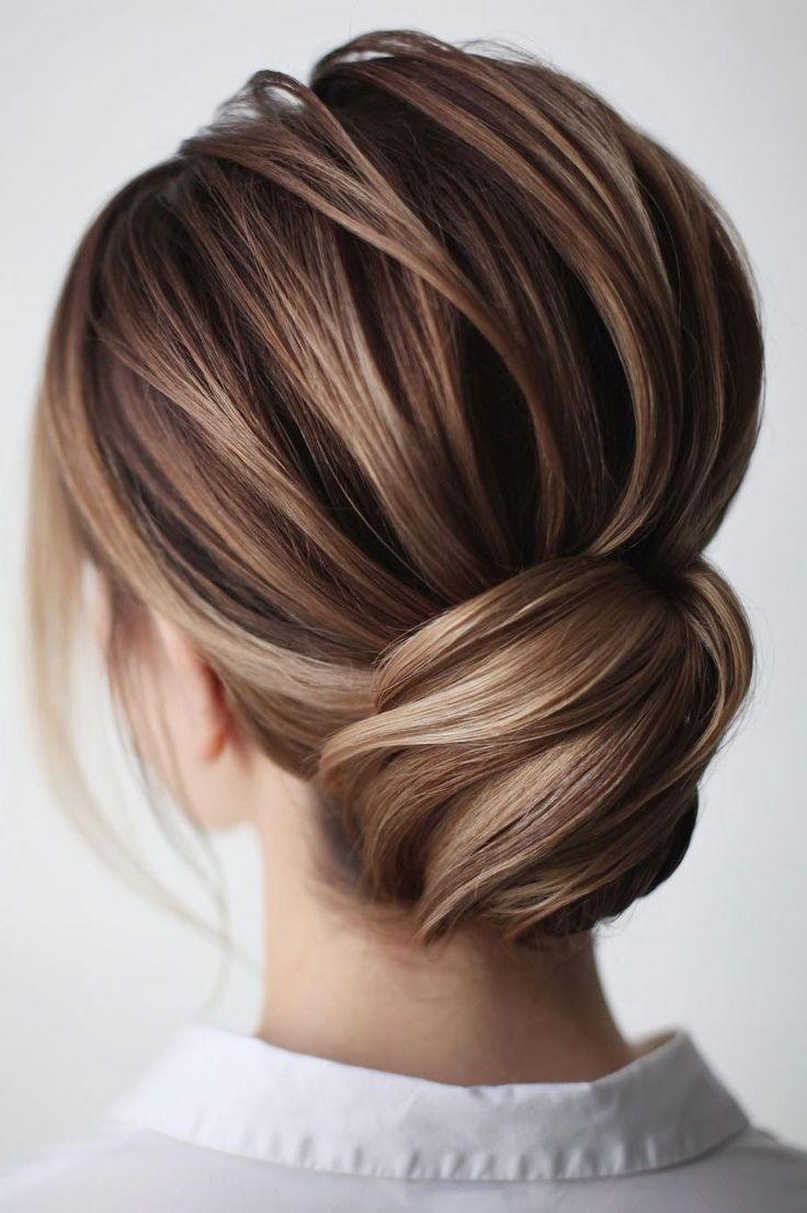 Gorgeous & Super-Chic Hairstyle That's Breathtaking - Fabmood | Wedding Colors, Wedding Themes, Wedding color palettes