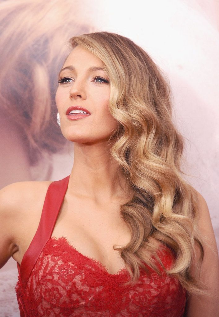 Blake Lively Really Is Timeless at the Age of Adaline Premiere: All eyes were on…