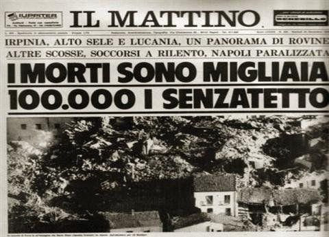 Trentacinque anni fa la terra tremava con il tragico terremoto dell'Irpinia - http://www.grottaglieinrete.it/it/trentacinque-anni-fa-la-terra-tremava-con-il-tragico-terremoto-dellirpinia/ -   irpinia, terremoto - #Irpinia, #Terremoto