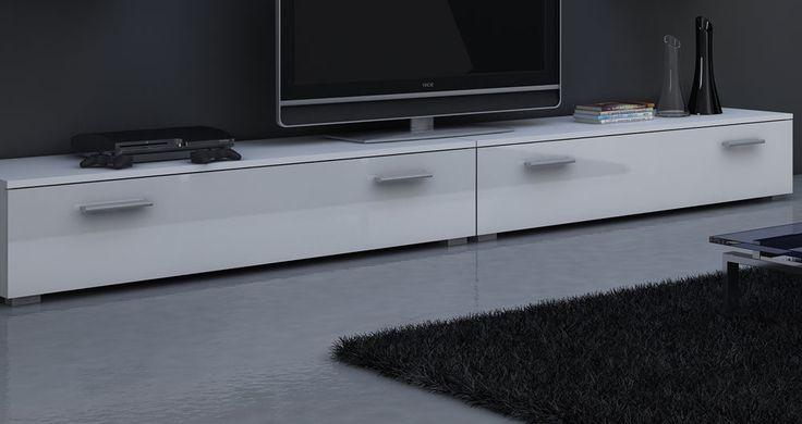 Nowoczesny stolik RTV #nowoczesnemeble #mebledosalonu #meble #minimalistycznemeble #mebleniemieckie #dom #aranzacjedom #aranzacje
