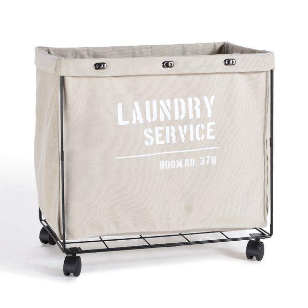 best 25 laundry hamper with wheels ideas on pinterest rolling laundry basket diy laundry. Black Bedroom Furniture Sets. Home Design Ideas