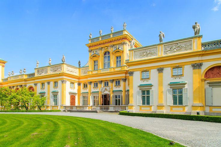 Wilanów - Pałac