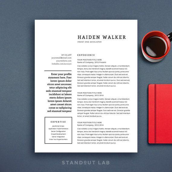 Dance resume cover letter template