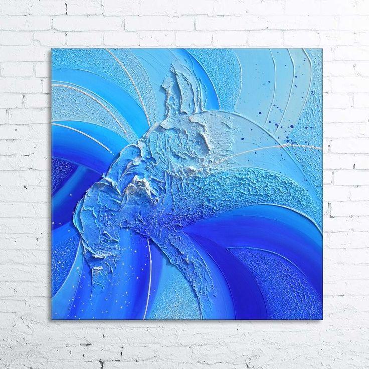 Exceptionnel 79 best Mes tableaux abstraits disponibles à l'achat / My  WR33