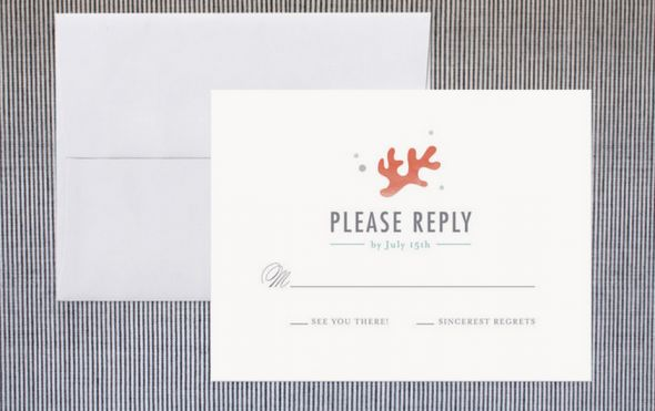 Wedding Invitation Regrets: 32 Best Images About RSVP Cards On Pinterest