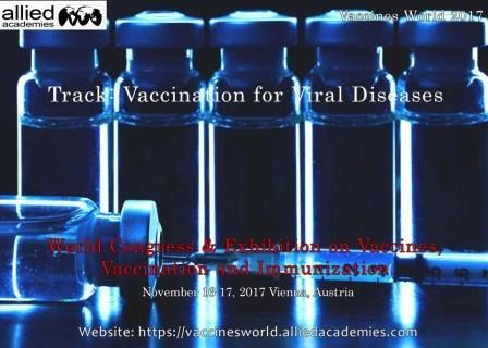 Vaccination for Viral Diseases #Viraldiseases are contagious and rapidly spread from person to person, when a #virus enters the body. It begins to multiply in the blood stream.#Vaccines are using against some #viral diseases such as #chickenpox, flu (#influenza), #HIV/AIDS,#humanpapillomavirus (HPV), #rubella, #Shingles,#hepatitis, #meningitis, #pneumonia. Recently, a new two-dose herpes zoster vaccine called HZ/su was administered for the older people, which is safe and reduces the risk for…
