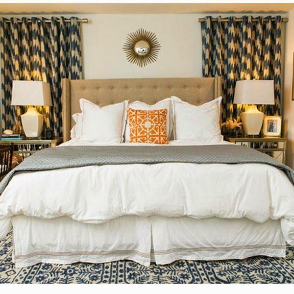 17 Best Ideas About Bed Between Windows On Pinterest