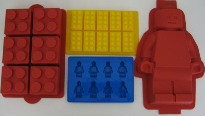Lego Cake Molds - that's what i meed