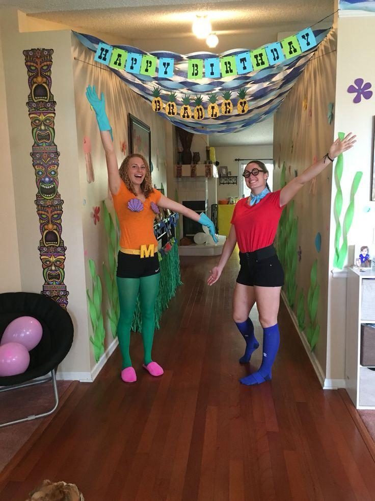 1000 Ideas About Spongebob Birthday Party On Pinterest
