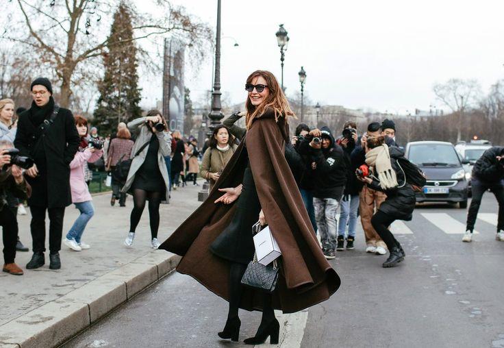 Уличный стиль: Неделя высокой моды в Париже #HauteCoutureParisFashionWeek #мода #Париж #стиль #тренды #события #неделямода #fashionweek #parisfashionweek