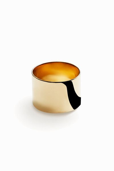 Trine Tuxen - Cylinder - Ring (Gold) - Adélie