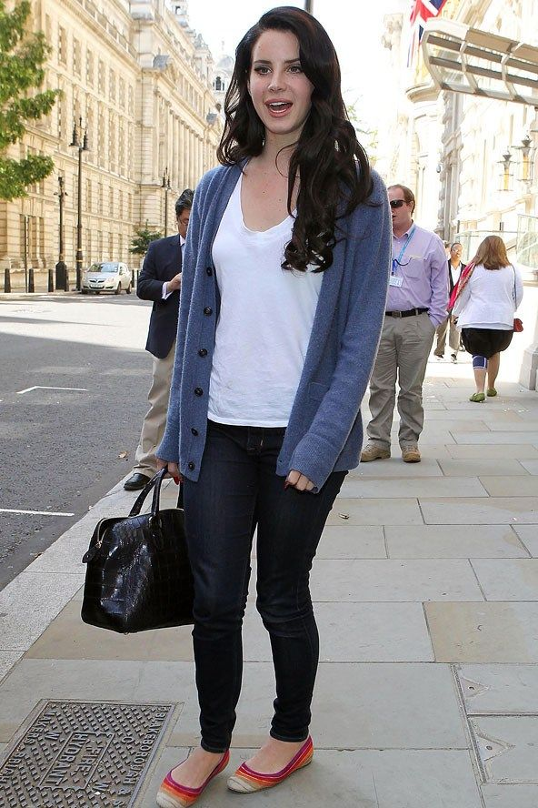 Lanas airport style LOVE THE CARDI