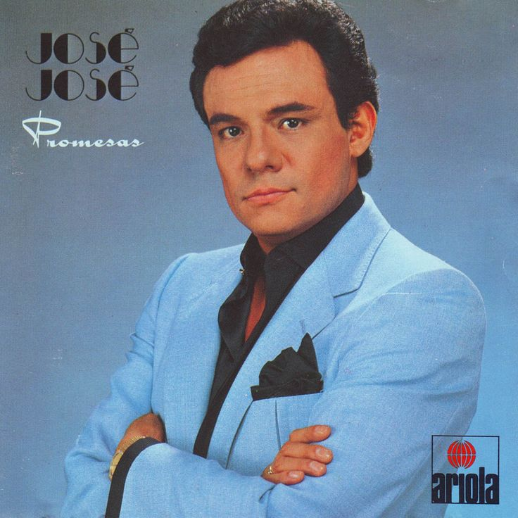 "Jose Jose ""El Principe""....could listen to ""Amnesia"" all day......"