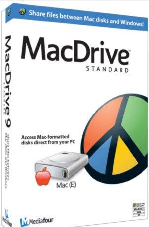 MacDrive 10.1.1.1 Pro Crack With Keygen