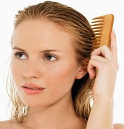 To fix oily and greasy hair you just need to take proper