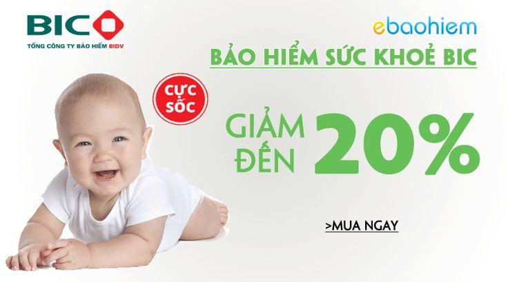 eBaohiem đang phân phối sản phẩm bảo hiểm sức khỏe cho cá nhân, gia đình và doanh nghiệp của BIC