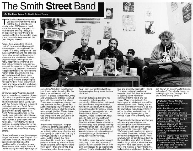 The Smith Street Band - The Brag