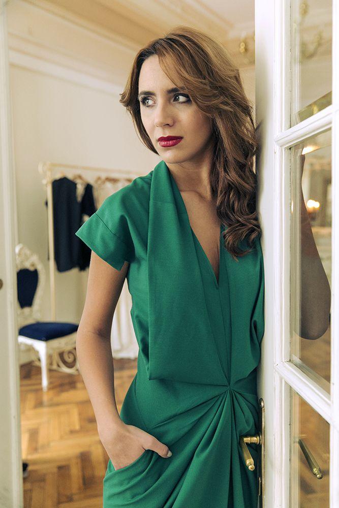 Marie Ollie - pure elegance