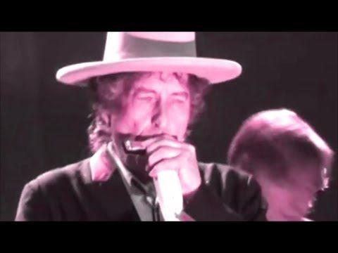 "Bob Dylan - ""Highway 61'"" - Awesome Live Performance Bob at his Nobel Pr..."
