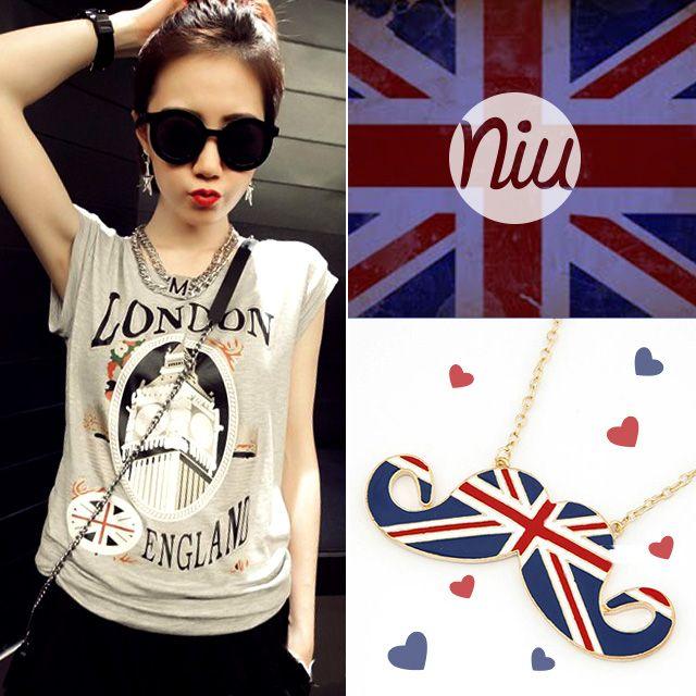 """estilo """"London"""" en tu ropa y accesorios. encuentra esto y mucho más en: www.niuenlinea.co"""