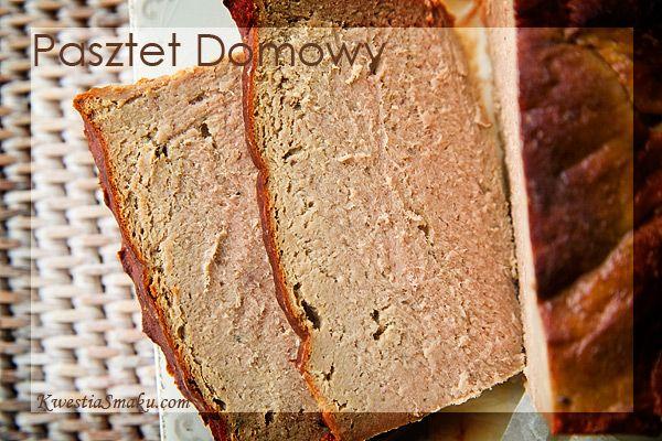 Pasztet domowy: Domowe Wędliny, Domowy Pasztet, Recipes Polish, Pasztet Domowy, Meat, Polish Kitchen, Nie Smart, Kulinarnie Domowe, Kuchnia Przepisy