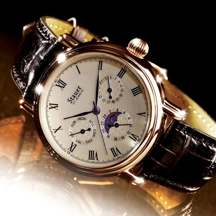 Moon Phase Watches - Overstock.com