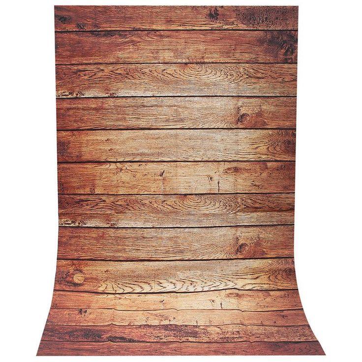 3x5ft текстура древесины фотографии фоном для студии реквизит тонкая фотографические фонов 90 x 150 см коричневый белый купить на AliExpress