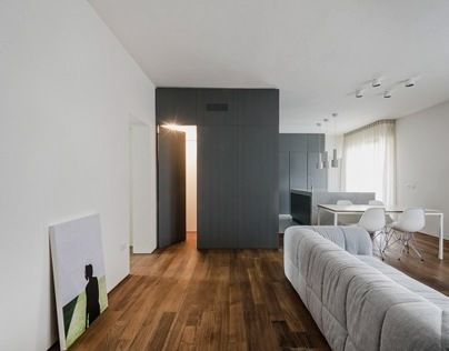 Best KUCHNIA Kitchen Images On Pinterest Design - Colorful loft design with unique wall structure stargarder strasse by graft
