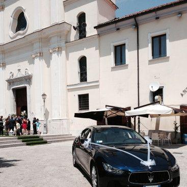 Un tocco di grinta e carattere al vostro evento. #MaseratiGhibli #AlfieAutoEventi  #WeddingCar  Paestum