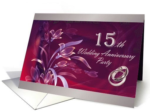 Gifts For 15th Wedding Anniversary: 17 Best Ideas About 15th Wedding Anniversary On Pinterest