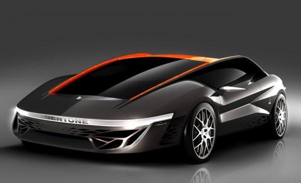 This will be the showcase of the Geneva auto show...    Introducing the Bertone Nuccio concept - celebrating 100 years of Bertone design.