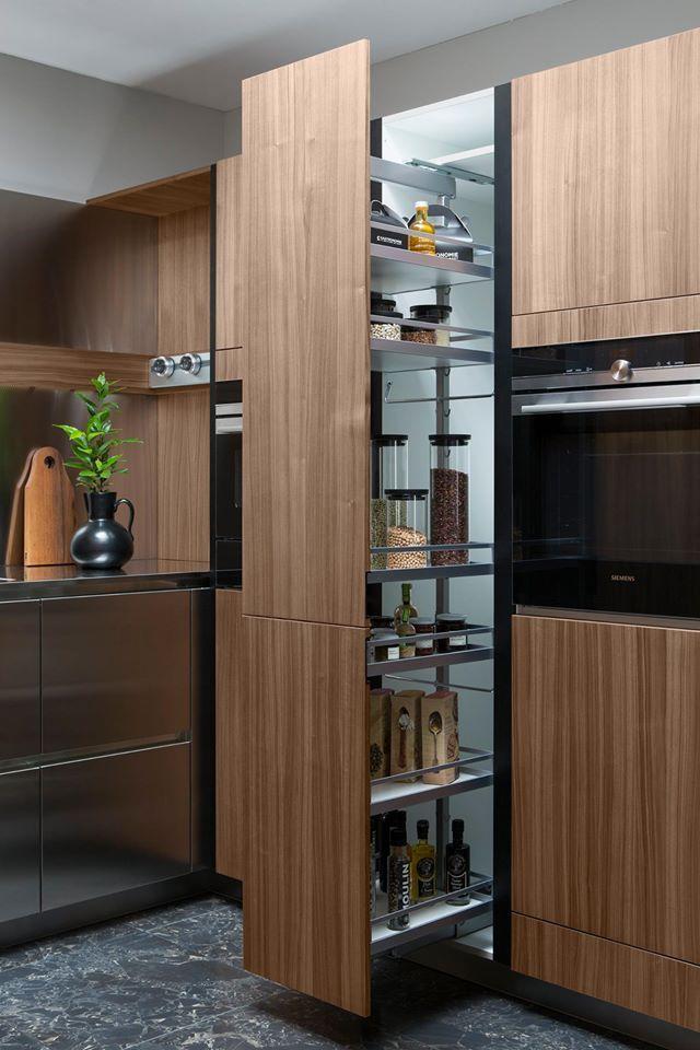 - Courants d'Arts Perene - #CuisinisteLyon #Cuisiniste69 #ArchitectureIntérieur #CuisineDesign #Kitchen #DecorateurLyon #DécoCuisine #RénovationCuisine #CuisineBois