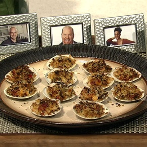 how to make baked clams casino