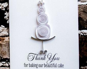 Bruids douche Card Wedding Card-Gefeliciteerd door ofthingspretty