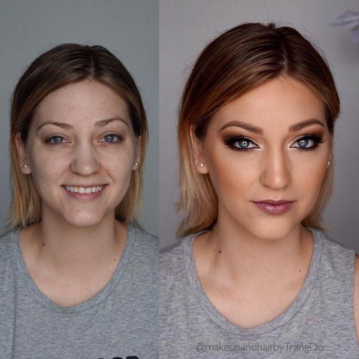 сами подбор макияжа по фото истории