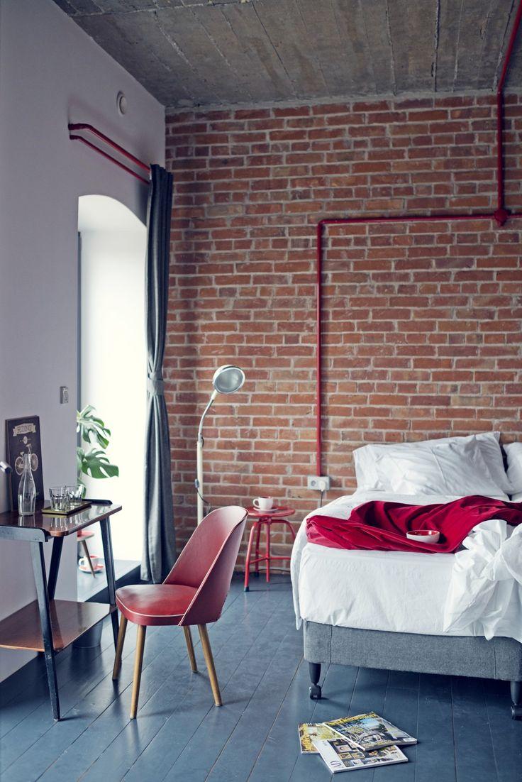 CEGLARNiA – nowoczesna STODOŁA   wnętrza & DESIGN   projekty DOMÓW   dom STODOŁA