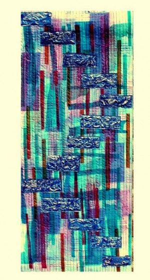 Textielkunst: Compositie 3