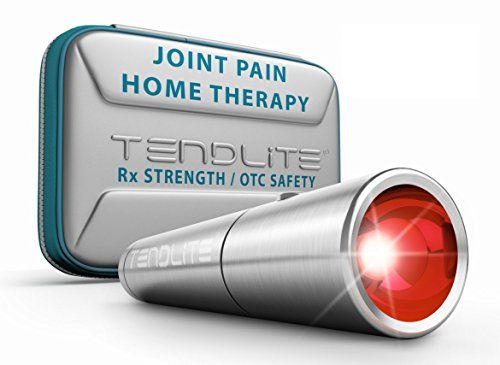 TENDLITE The Worlds Top Red LED Light Therapy Joint  Muscle Pain Relief  Chosen by Sufferers of Neck Back Shoulder  Knee Pain Arthritis Bursitis Fibromyalgia Tendonitis  More ** Click image for more details.