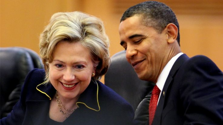 GOP Attacks Fail: Barack Obama and Hillary Clinton Named Most Admired US Man and Woman