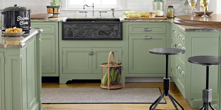 Interior Designers Reveal Their Favorite Kitchen Paint Colors