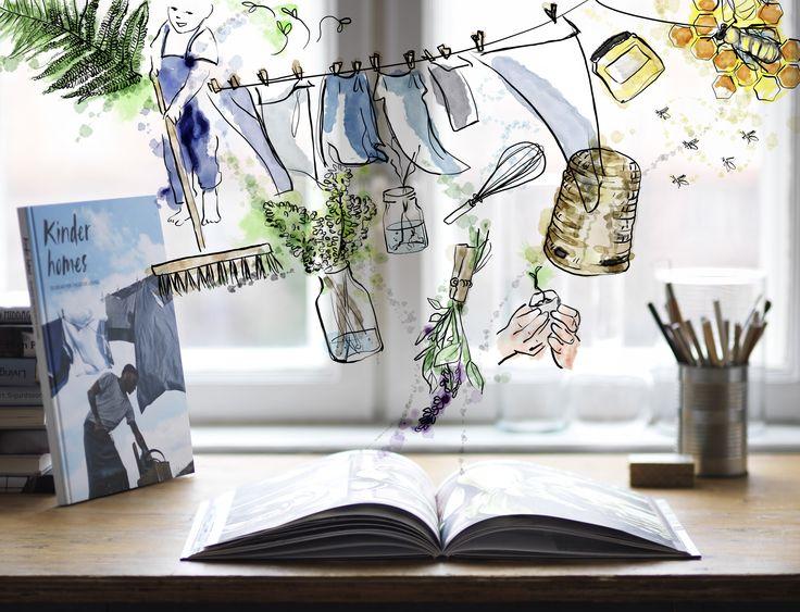 ANVÄNDBAR boek | #nieuw #collectie #IKEA #IKEAnl #bespaartips #recyclen #energie #water #inspiratie