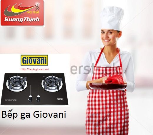Địa chỉ bán bếp ga Giovani giá rẻ