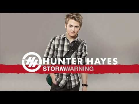 hunter hayes storm warning audio only gosh i am so so. Black Bedroom Furniture Sets. Home Design Ideas