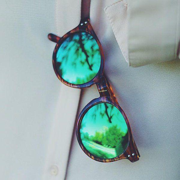 Parsonii Emerald: Gafas de sol Polarizadas   Meller