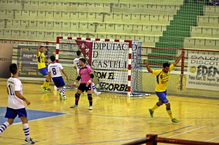 El Viveros Mas de Valero pierde ante el Pinseque FS a pesar de realizar un buen partido - tribuna segorbina