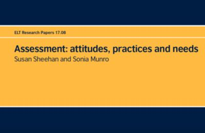 Assessment: attitudes, practices and needs | TeachingEnglish | British Council | BBC