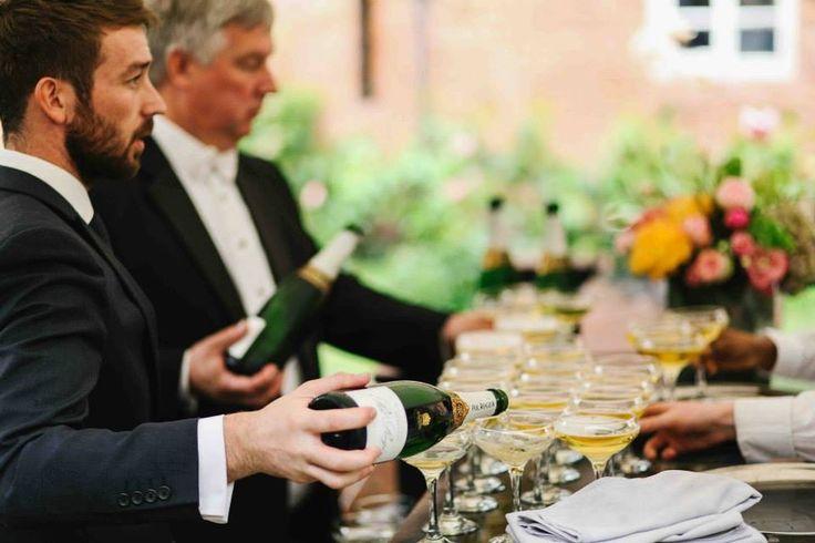 Wedding celebration, Pol Roger, Wedding Champagne