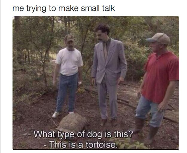 Actually, speaking aloud in general: | 21 Photos Extroverts Will Never Understand: