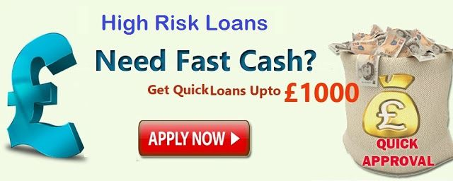Personal Loans: Avail Perfect High Risk Loans Just For You