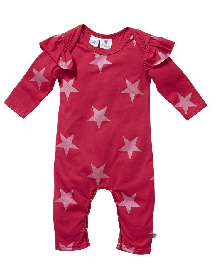 Wear Kids Play - Hootkid | All Star Onesie, $39.95 (http://www.wearkidsplay.com.au/products/hootkid-all-star-onesie.html/)